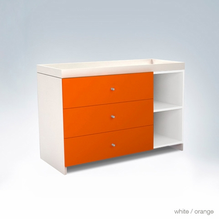 AJ 3-Drawer Changer