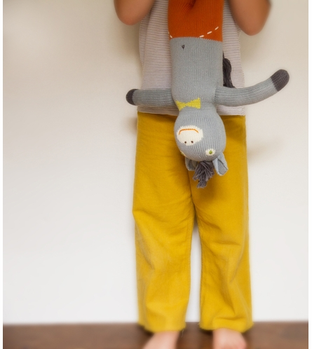 Albert Knit Doll