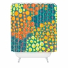 Alegra Bright Shower Curtain