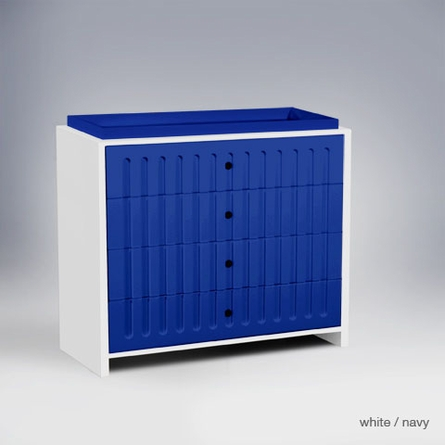 Alex 4-Drawer Changer
