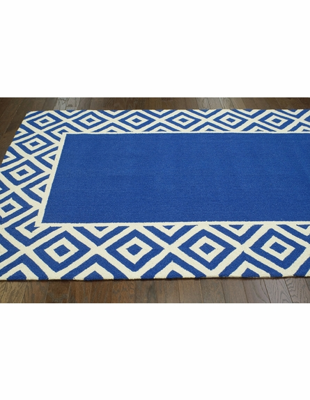 Alice Rug in Blue
