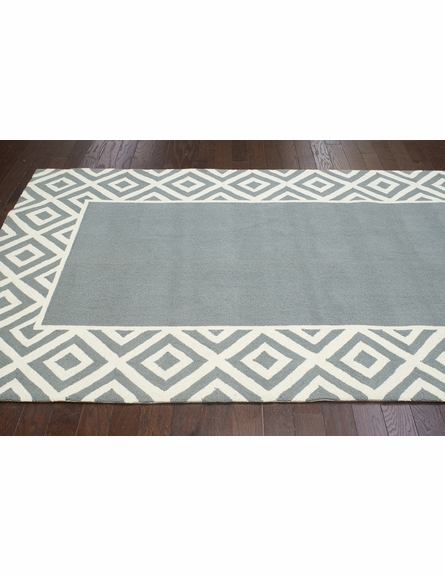 Alice Rug in Gray