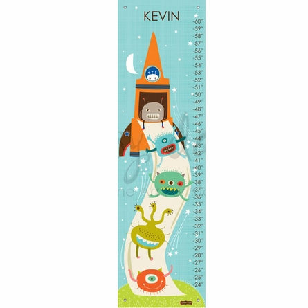 Alien Invasion Growth Chart