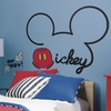 All About Mickey Wall Decals