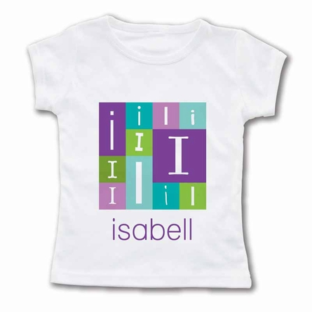 All Mixed Up Personalized T-Shirt