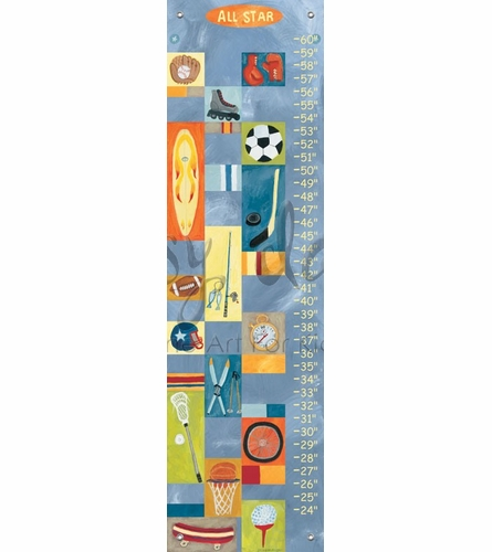 All Star Boy Growth Chart
