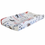 All Star Changing Pad Cover