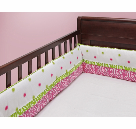 Allegra 3-Piece Crib Bedding Set
