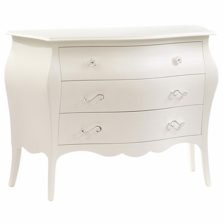 Allegra Three Drawer Dresser