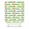 Alligator Love Shower Curtain