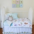 Alphabet Adventure Crib Quilt