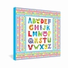 Alphabet Monsters Wrapped Canvas Art