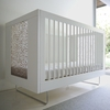 Alto Crib with Bamboo Rings Panels
