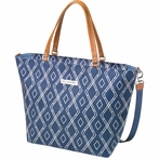 Altogether Tote Diaper Bag - Indigo