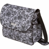 Amber Tote Diaper Bag in Lace Floral
