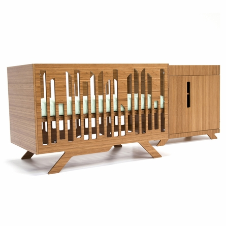 Amber Wired Crib