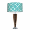 Amelie Table Lamp in Multiple Patterns