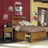 Americana Panel Bed