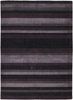 Amigo Striped Rug in Plum