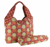 Amy Butler Tulip Diaper Bag in Buttercups Tangerine