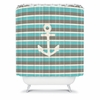Anchor 1 Shower Curtain
