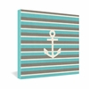 Anchor 1 Wrapped Canvas Art