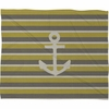 Anchor 2 Fleece Throw Blanket