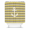 Anchor 2 Shower Curtain