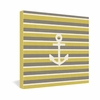 Anchor 2 Wrapped Canvas Art