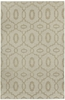 Anchor Lattice Rug in Natural Bisque