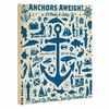 Anchors Aweigh Wrapped Canvas Art