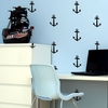 Anchors Wall Decal Set