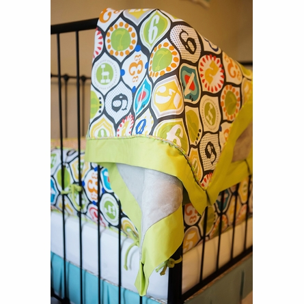 Anderson 3-Piece Crib Bedding Set