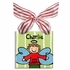 Angel Boy Personalized Christmas Ornament