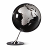 Anglo Globe in Black