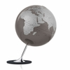 Anglo Globe in Silver