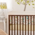 Animal Tree Dot Crib Bumper