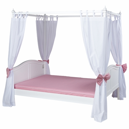 Goldilocks Poster Bed with Curtains