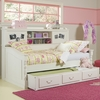 Annie Daybed with Bookcase