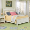 Annie Low Poster Bed with Storage