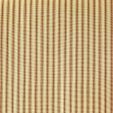 Antique Terra Cotta Ticking Stripe