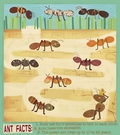 Ants Canvas Wall Art