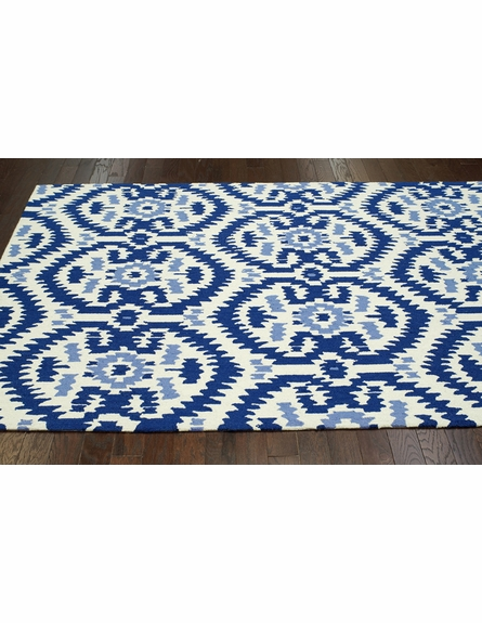 Aphrodite Rug in Blue