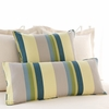 April Stripe Rectangular Pillow