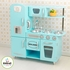 Aqua Blue Vintage Play Kitchen