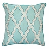 Aqua Claire Pillow
