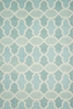 Aqua Lattice Weston Rug