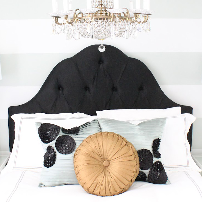 Bedroom Lighting Images Ktm Bedroom Accessories Boy And Girl Bedroom Pinterest Bedroom Furniture Dimensions: Arch Tufted Upholstered Headboard