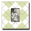 Argyle Leaf Picture Frame