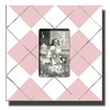 Argyle Rose Picture Frame